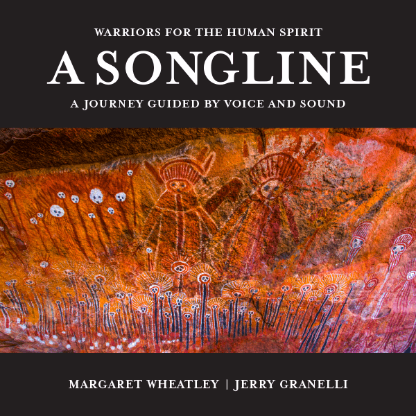 A Songline CD Cover Art